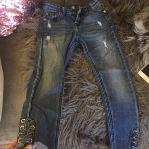 Seven for all mankind jeans girls size 6X